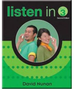 LISTEN IN BOOK 3 +CD