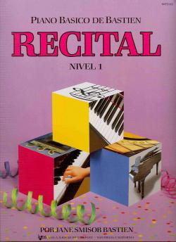 NIVEL 1. PIANO BASTIEN MUSIC PERFORMANCE RECITAL
