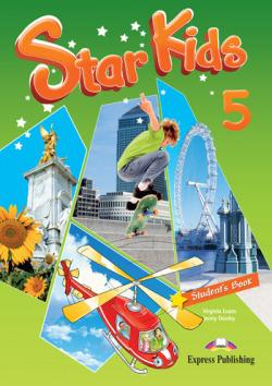 STAR KIDS 5 (LIBRO)