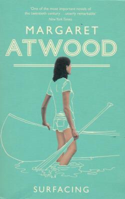 (atwood).surfacing (time warner books)