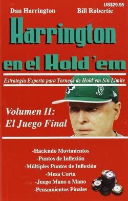 HARRINGTON EN EL HOLDEM VOL. 2
