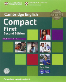 (15).COMPACT FIRST PACK (ST+WB-KEY+AUDIO CD) 2ªED.