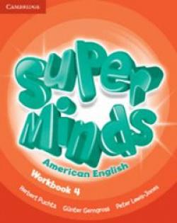 Super Minds American English Level 4 Workbook