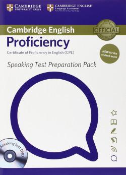 Speaking test prep pk for cpe updated exam pb/dvd