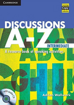 DISCUSSIONS A-Z INT BK/CD