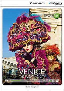Cdir Int Venice: Floating City Bk/Online