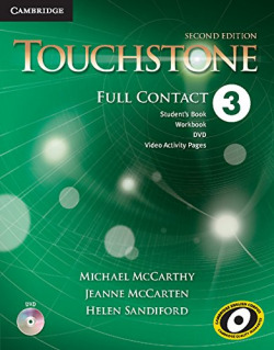 Touchstone Level 3 Full Contact 2nd Edition