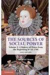 SOURCES OF SOCIAL POWER V1 PB