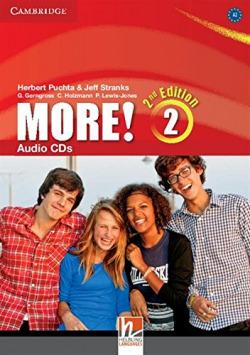 MORE! 2 2ED CD