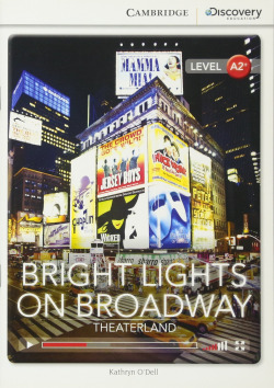 Cdir Low-Int Bright Lights On Broadway: Theaterland Bk/Onlin