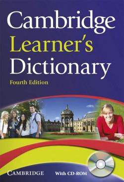 (12).cambridge learner's dictionary (+cdrom)/4a.ed.rustica