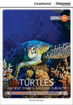 Cdir Low-Adv Turtles: Ancient Symbol/Modern Survivor Bk/Onli