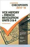 CAMB CHECKPTS VCE HISTORY-FRENCH REVOLUTION