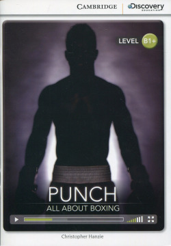 Cdir High-Int Punch: All About Boxing Bk/Online