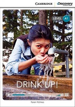 Cdir Intro Drink Up! Bk/Online