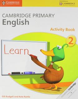 2.CAMBRIDGE PRIMARY ENGLISH.(WB)