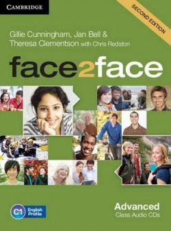 (14).(CLASS CD).FACE2FACE ADVANCED (3 AUDIO CD) 2ªED.