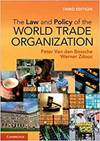 LAW AND POLICY OF WORLD TRADE ORGANIZATION PB