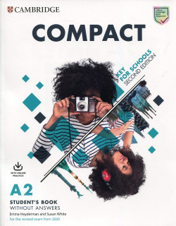 Compact Key for Schools Second edition. Student's Book without an