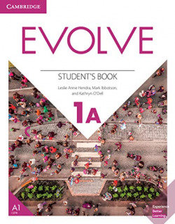 Evolve. Student's Book. Level 1A