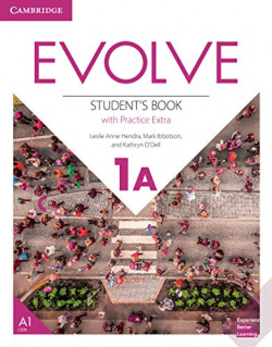 Evolve. Student's Book with Practice Extra. Level 1A