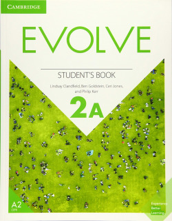 Evolve. Student's Book. Level 2A
