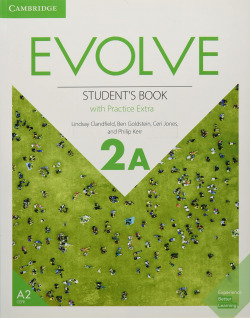 Evolve. Student's Book with Practice Extra. Level 2A