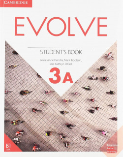 Evolve. Student's Book. Level 3A