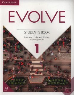 Evolve. Student's Book. Level 1