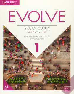 Evolve. Student's Book with Practice Extra. Level 1