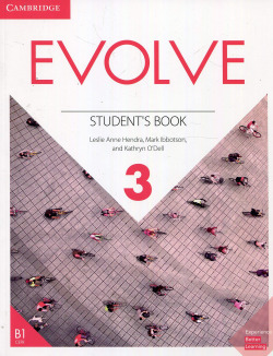 Evolve. Student's Book. Level 3