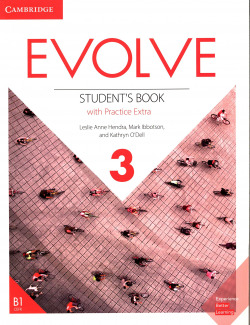 Evolve. Student's Book with Practice Extra. Level 3