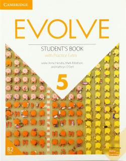 Evolve 5 (B2). Student's book with practice extra