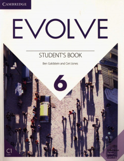 Evolve. Student's Book. Level 6