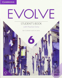 Evolve. Student's Book with Practice Extra. Level 6