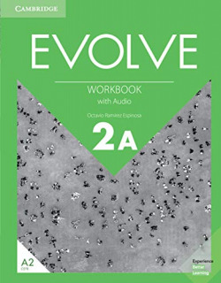 Evolve. Workbook with Audio. Level 2A