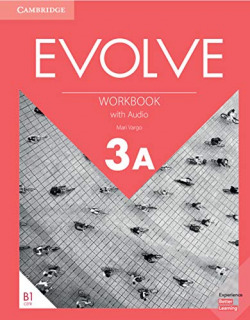 Evolve. Workbook with Audio. Level 3A