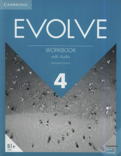 Evolve. Workbook with Audio. Level 4