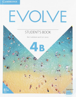 Evolve. Student's Book. Level 4B