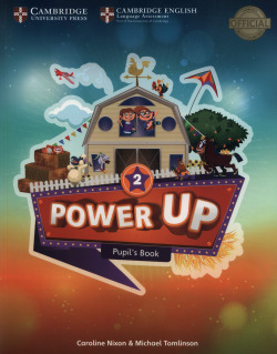 Power Up. Pupil's Book. Level 2