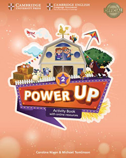 Power Up. Activity Book with Online Resources and Home Booklet. Level 2
