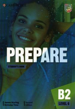 Prepare Second edition. Student's Book. Level 6