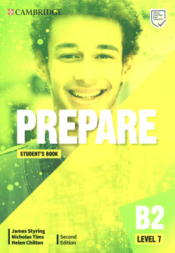 Prepare Second edition. Student's Book. Level 7