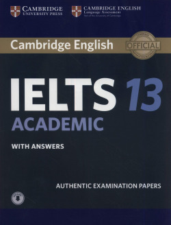 Cambridge IELTS 13. Academic . Student's Book with answers with Audio