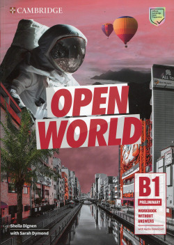 Open World Preliminary. Workbook without Answers with Audio Download