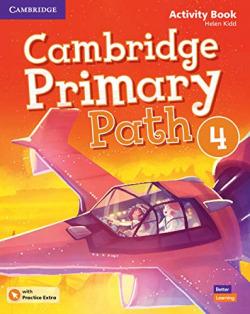 Cambridge Primary Path. Activity Book with Practice Extra. Level 4