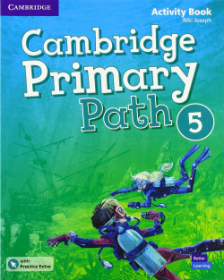 Cambridge Primary Path. Activity Book with Practice Extra. Level 5