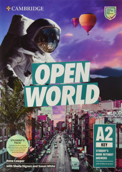 Open world Key Student's Book Pack (SB without Answers with Onlin