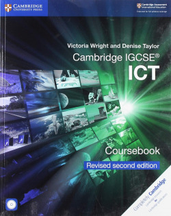 CAMBRIDGE IGCSE ICT COURSEBOOK (+CD ROM) REVISED E