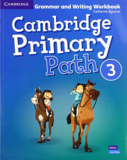 Cambridge Primary Path. Grammar and Writing. Workbook. Level 3